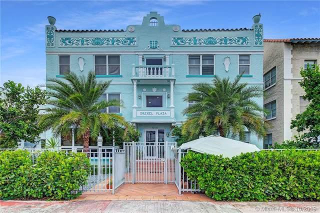 1218 Drexel Ave #205, Miami Beach, FL 33139 (MLS #A10755876) :: Castelli Real Estate Services