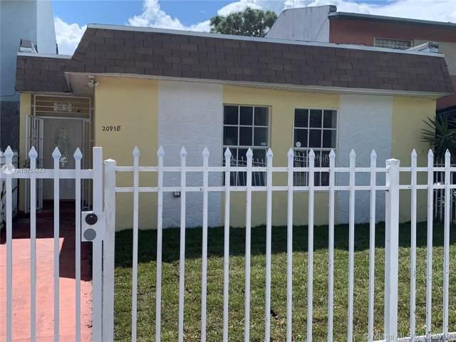 20918 NW 39th Ave #0, Miami Gardens, FL 33055 (MLS #A10755883) :: Patty Accorto Team
