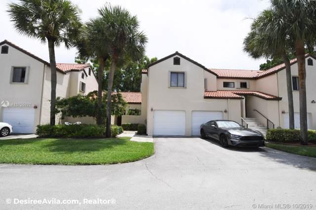 22 Via De Casas Sur #103, Boynton Beach, FL 33426 (MLS #A10755921) :: Castelli Real Estate Services