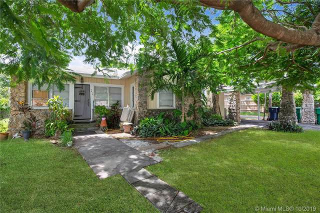 4472 SW 11th St, Coral Gables, FL 33134 (MLS #A10756031) :: Ray De Leon with One Sotheby's International Realty