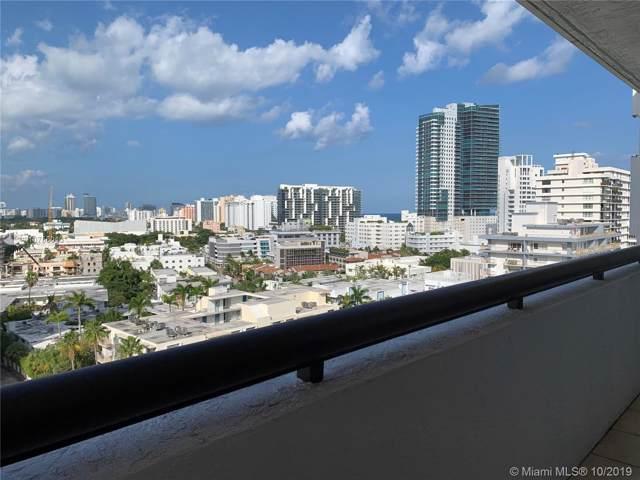 1775 Washington 14D, Miami Beach, FL 33139 (MLS #A10756043) :: Castelli Real Estate Services