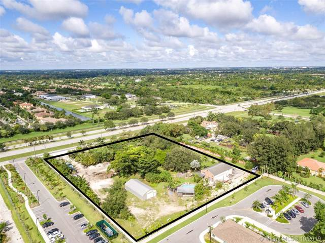 2780 S Flamingo Rd, Davie, FL 33330 (MLS #A10756049) :: The Howland Group