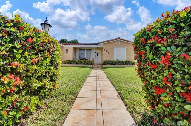 7505 Cutlass Ave, North Bay Village, FL 33141 (MLS #A10756104) :: Ray De Leon with One Sotheby's International Realty
