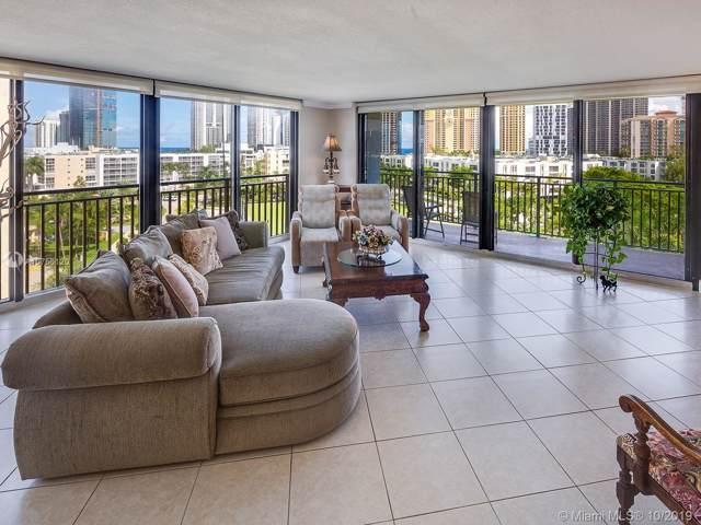 17720 N Bay Rd 8D, Sunny Isles Beach, FL 33160 (MLS #A10756120) :: Grove Properties