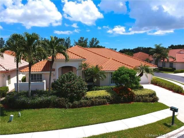 209 Eagleton Estate Blvd, Palm Beach Gardens, FL 33418 (MLS #A10756122) :: Laurie Finkelstein Reader Team