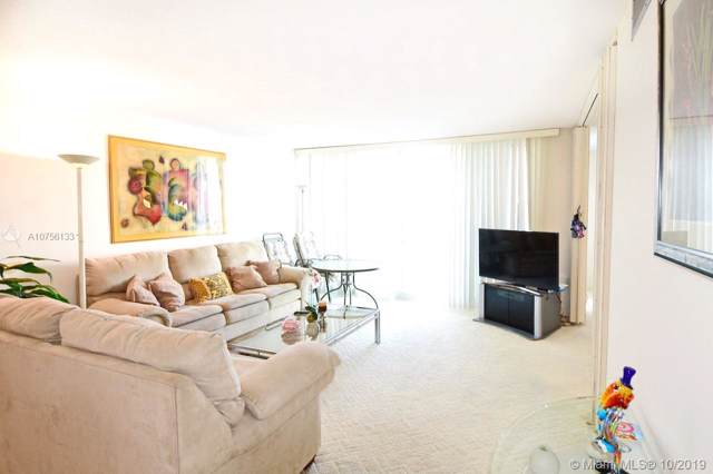 100 Bayview Dr #1531, Sunny Isles Beach, FL 33160 (MLS #A10756133) :: Grove Properties