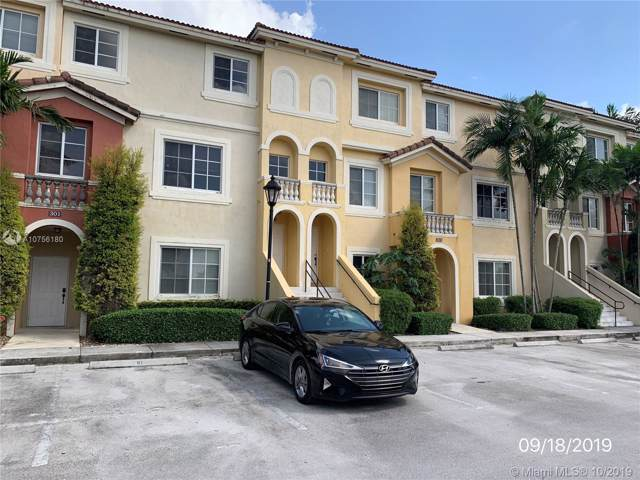 12421 SW 50th Ct #337, Miramar, FL 33027 (MLS #A10756180) :: Green Realty Properties