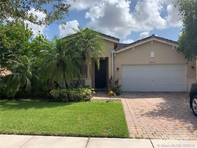 20455 NW 8th Ct, Miami Gardens, FL 33169 (MLS #A10756196) :: RE/MAX Presidential Real Estate Group