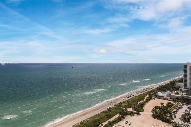 4775 Collins Ave #2504, Miami Beach, FL 33140 (MLS #A10756204) :: Green Realty Properties