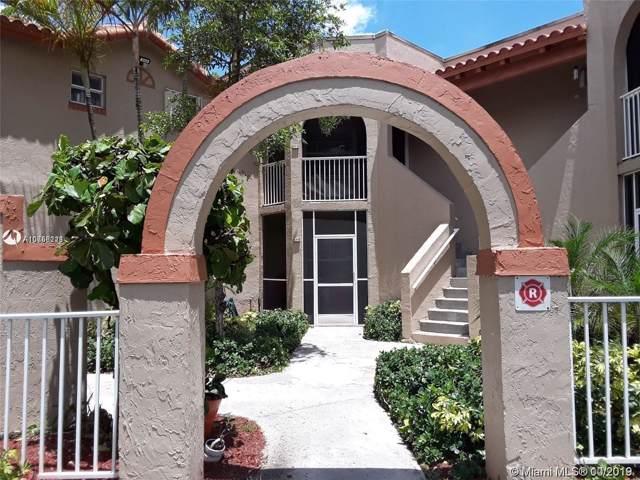 8768 SW 3rd St #205, Pembroke Pines, FL 33025 (MLS #A10756221) :: Green Realty Properties