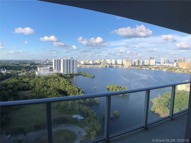 16385 Biscayne Blvd #2607, North Miami Beach, FL 33160 (MLS #A10756310) :: Ray De Leon with One Sotheby's International Realty