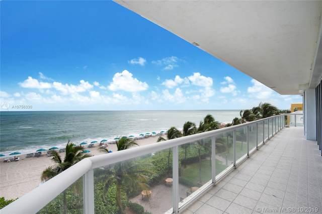 16425 Collins Ave Ws7a, Sunny Isles Beach, FL 33160 (MLS #A10756330) :: Patty Accorto Team