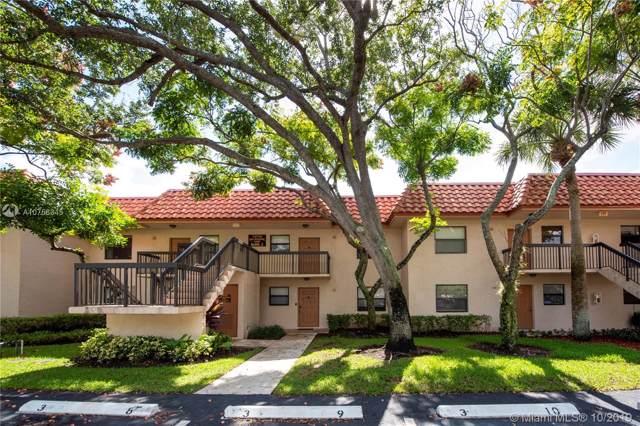 15710 E Waterside Cir #105, Sunrise, FL 33326 (MLS #A10756345) :: Green Realty Properties