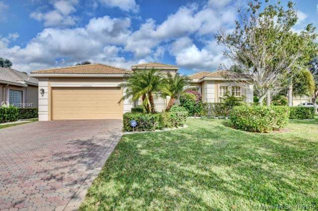 7005 Springville Cv, Boynton Beach, FL 33437 (MLS #A10756347) :: Green Realty Properties