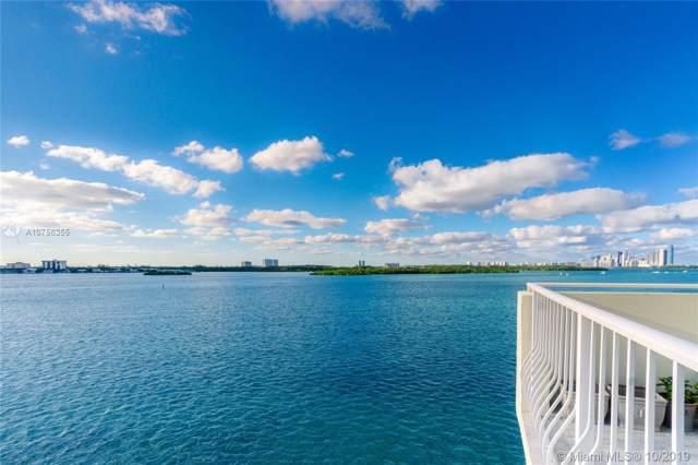 10350 W Bay Harbor Dr 5C, Bay Harbor Islands, FL 33154 (MLS #A10756355) :: Albert Garcia Team