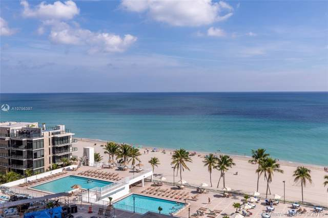 2401 S Ocean Dr #1102, Hollywood, FL 33019 (MLS #A10756397) :: Green Realty Properties