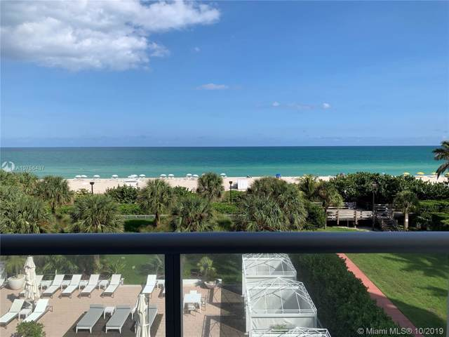 3737 Collins Ave S-402, Miami Beach, FL 33140 (MLS #A10756437) :: The Teri Arbogast Team at Keller Williams Partners SW