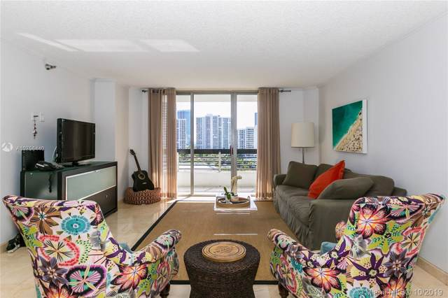 3400 NE 192nd St #1210, Aventura, FL 33180 (MLS #A10756440) :: Ray De Leon with One Sotheby's International Realty