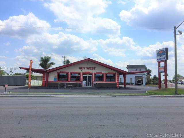 248 W Dr Martin Luther King Jr Blvd W, Belle Glade, FL 33430 (MLS #A10756462) :: Green Realty Properties