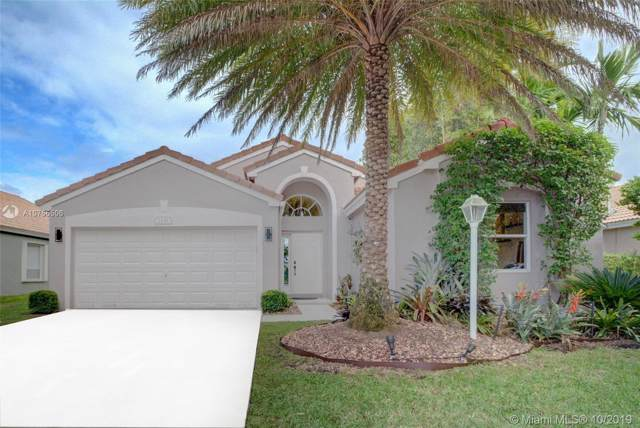 1541 NW 132nd Ave, Pembroke Pines, FL 33028 (MLS #A10756506) :: Green Realty Properties