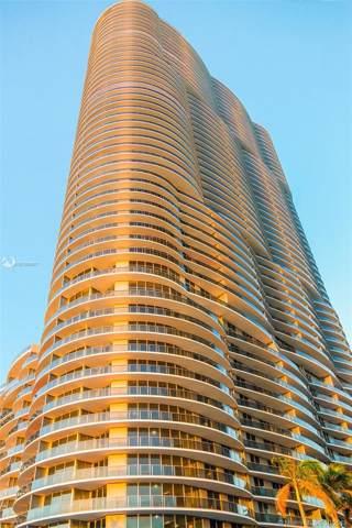 488 NE 18th St #1603, Miami, FL 33132 (MLS #A10756507) :: Grove Properties
