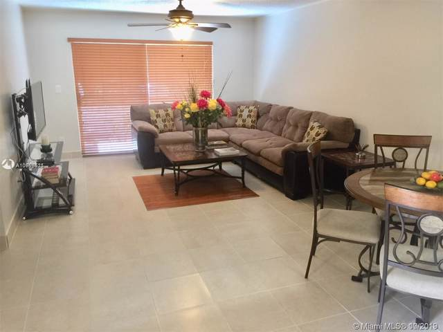 11232 SW 12th St #101, Pembroke Pines, FL 33025 (MLS #A10756511) :: The Erice Group