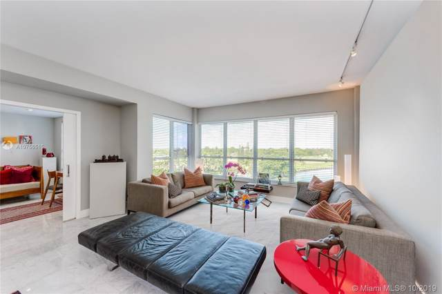 9100 W Bay Harbor Dr 7C, Bay Harbor Islands, FL 33154 (MLS #A10756515) :: Green Realty Properties