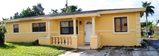 3020 NW 176th St, Miami Gardens, FL 33056 (MLS #A10756520) :: Grove Properties