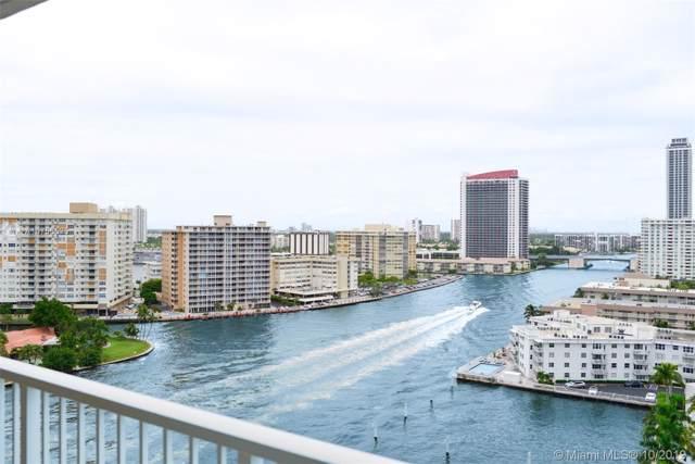 1965 S Ocean Dr 14Q, Hallandale, FL 33009 (MLS #A10756525) :: Castelli Real Estate Services