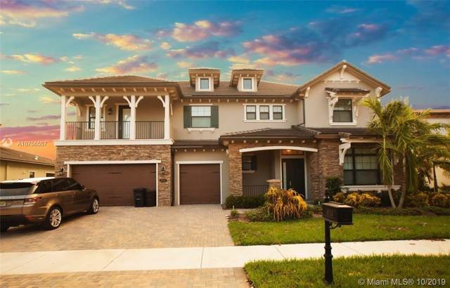 8715 E Watercrest Cir E, Parkland, FL 33076 (MLS #A10756557) :: United Realty Group