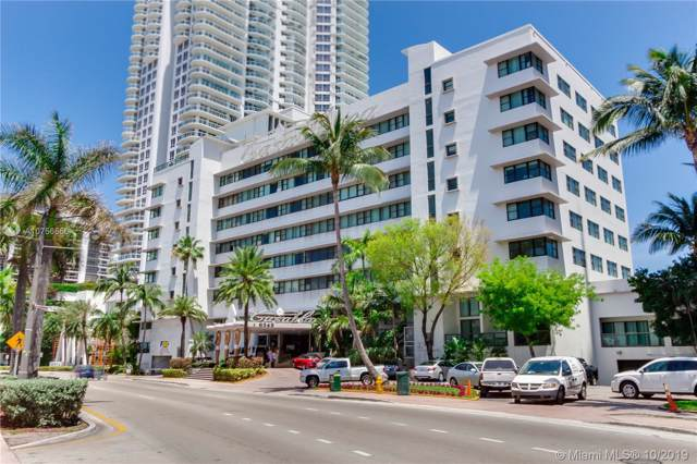6345 Collins Ave Ph-27, Miami Beach, FL 33141 (MLS #A10756558) :: United Realty Group