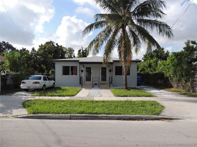 166 NW 41st St, Miami, FL 33127 (MLS #A10756570) :: Grove Properties