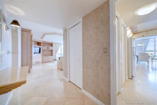 19355 Turnberry Way 9K, Aventura, FL 33180 (MLS #A10756572) :: The Howland Group
