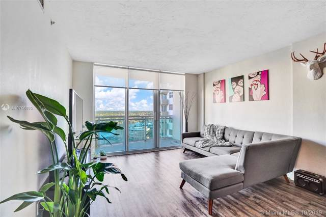 3001 S Ocean Dr #1231, Hollywood, FL 33019 (MLS #A10756593) :: Berkshire Hathaway HomeServices EWM Realty