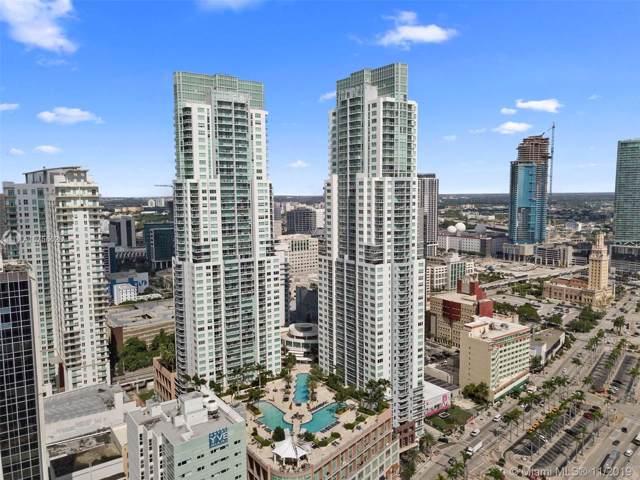 253 NE 2nd St #3709, Miami, FL 33132 (MLS #A10756628) :: Green Realty Properties