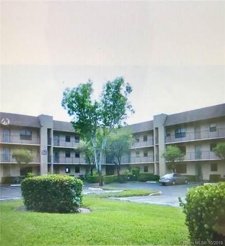 10442 Sunrise Lakes Blvd #106, Sunrise, FL 33322 (MLS #A10756636) :: Castelli Real Estate Services