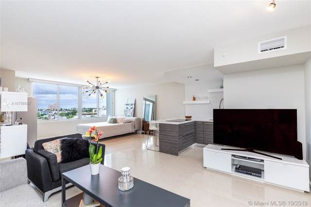 1000 West Avenue #732, Miami Beach, FL 33139 (MLS #A10756697) :: Castelli Real Estate Services