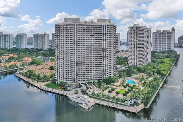 1000 W Island Blvd #2212, Aventura, FL 33160 (MLS #A10756704) :: Green Realty Properties