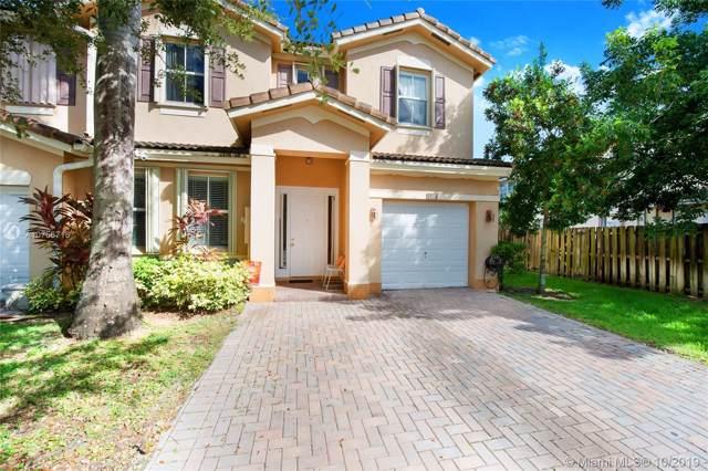 15287 SW 119th St #15287, Miami, FL 33196 (MLS #A10756716) :: Albert Garcia Team