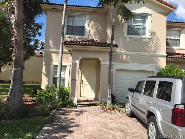 2400 NE 42nd Ave, Homestead, FL 33033 (MLS #A10756749) :: Berkshire Hathaway HomeServices EWM Realty