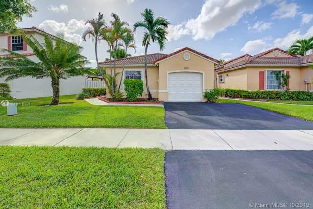 895 SW 180th Ter, Pembroke Pines, FL 33029 (MLS #A10756791) :: Castelli Real Estate Services