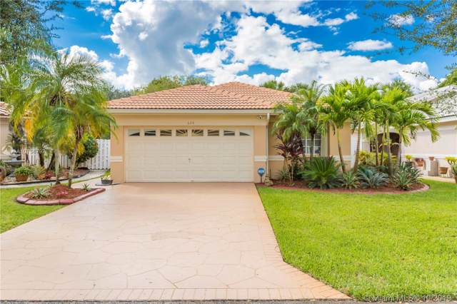 634 SW 177th Ave, Pembroke Pines, FL 33029 (MLS #A10756797) :: Albert Garcia Team