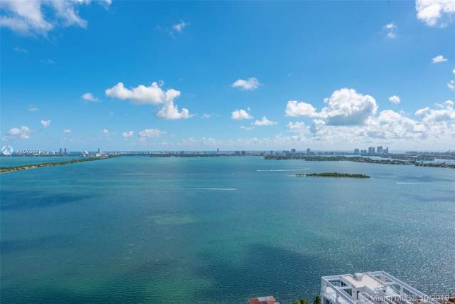 460 NE 28th St #3306, Miami, FL 33137 (MLS #A10756798) :: Grove Properties