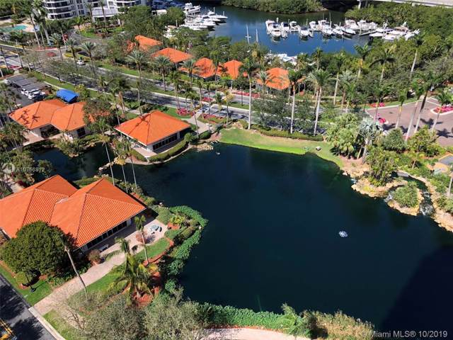 19101 Mystic Pointe Dr #1706, Aventura, FL 33180 (MLS #A10756812) :: Green Realty Properties