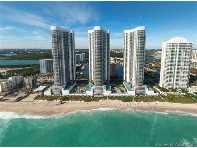 15901 Collins Ave #1207, Sunny Isles Beach, FL 33160 (MLS #A10756839) :: Miami Villa Group