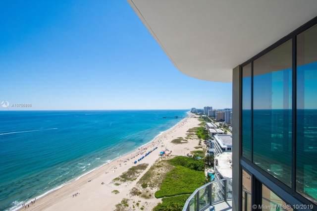 730 N Ocean Ph-D, Pompano Beach, FL 33062 (MLS #A10756898) :: GK Realty Group LLC