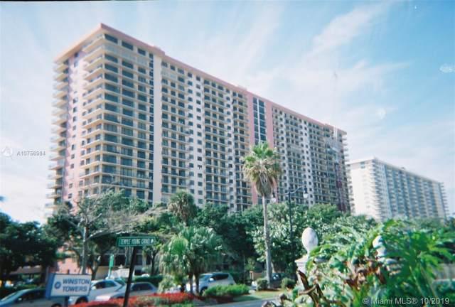 210 174 ST. #504, Sunny Isles Beach, FL 33160 (MLS #A10756984) :: Miami Villa Group