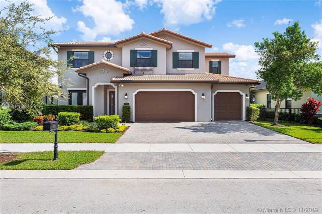 8520 W Watercrest Cir W, Parkland, FL 33076 (MLS #A10756985) :: The Paiz Group
