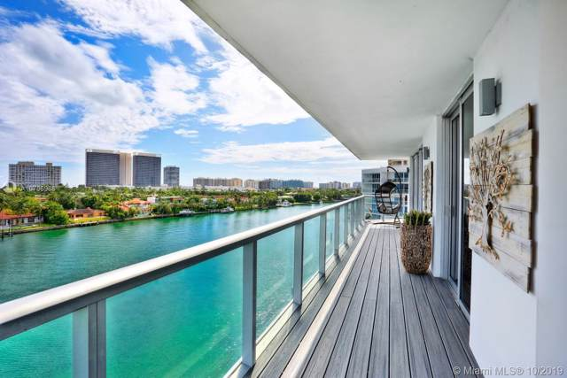 9901 E Bay Harbor Dr #801, Bay Harbor Islands, FL 33154 (MLS #A10756988) :: Green Realty Properties