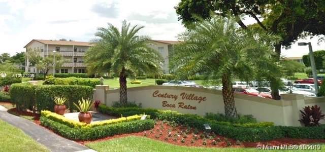 556 N Mansfield  N #556, Boca Raton, FL 33434 (MLS #A10757000) :: Green Realty Properties